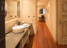 rent villa playa st tropez la belle isnarde bathroom
