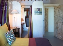 rent villa playa st tropez la belle isnarde bedroom