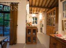 rent villa playa st tropez la belle isnarde kitchen