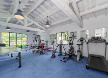 villa for rent sainte anne st tropez aimee gym