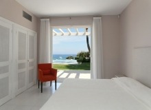 Patch Sea View villa in Ramatuelle - bedroom 2