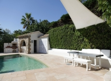 Villa Romy in Ramatuelle - swimming pool