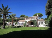 Villa Romy in Ramatuelle - main house