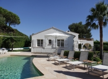 Villa Romy in Ramatuelle - house with pool