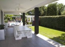 Villa Helena to rent in Saint Tropez - terrace