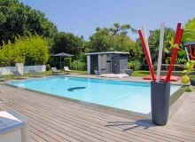 Villa Helena to rent in Saint Tropez - swimming pool