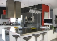 Villa Helena to rent in Saint Tropez - kitchen