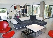 Villa Helena to rent in Saint Tropez - living room