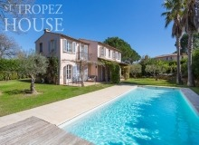 villa for rent st tropez domaine de la castellane villa azalee swimming pool