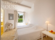 villa for rent st tropez domaine de la castellane villa azalee bedroom