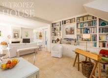 villa for rent st tropez domaine de la castellane villa azalee living room