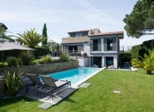 Villa Charming in Saint Tropez – Main House