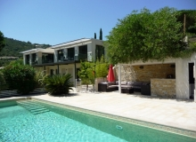 Villa Escaleart in Saint Tropez – Main House