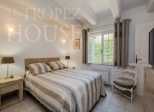Villa Oliver next to the Pampelonne beach in Saint Tropez - bedroom 5