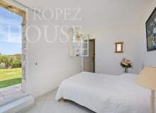 Villa Oliver next to the Pampelonne beach in Saint Tropez - bedroom 2