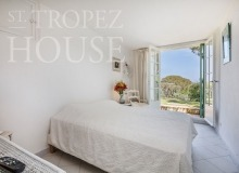 Villa Oliver next to the Pampelonne beach in Saint Tropez - bedroom 3