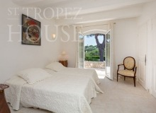 Villa Oliver next to the Pampelonne beach in Saint Tropez - bedroom 4
