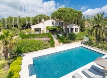 Luxury villa Diana in Pampelonne beach in St Tropez - house with swimming pool