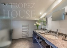 Luxury villa Diana in Pampelonne beach in St Tropez - bathroom 3
