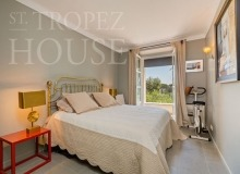 Luxury villa Diana in Pampelonne beach in St Tropez - bedroom 2