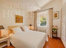 Luxury villa Diana in Pampelonne beach in St Tropez - bedroom 4