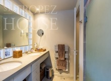Luxury villa Diana in Pampelonne beach in St Tropez - bathroom 1