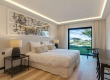 rent villa bellazard tahiti st tropez bedroom