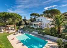 rent luxury villa Loupam Ramatuelle Pampelonne Club55 property