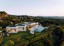 villa for rent pampelonne beach ama birdview