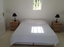 Let Villa Lauriers Saint Tropez Bedroom