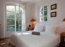 Rent Villa Elegance Canoubiers Saint Tropez Thaiti beach bedroom