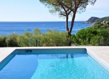 Rent villa Lauriers Saint Tropez Place des Lices Pool seaview