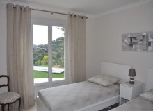 Rental villa Lauriers Saint Tropez Place des Lices bedroom