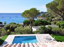 Holiday Rental villa Lauriers Saint Tropez Place des Lices Seaview pool