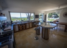 Rent Luxury Villa Ama Ramatuelle Escalet Pampelonne Saint Tropez Beach Kitchen