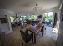 Rent Luxury Villa Ama Ramatuelle Escalet Pampelonne Saint Tropez Beach Dining Room