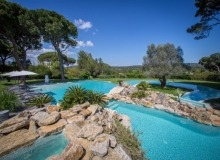 Holiday Rental Luxury Villa Ama Ramatuelle Escalet Pampelonne Saint Tropez Beach pool