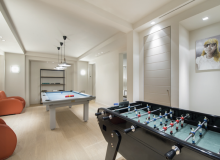 Rent Luxury Villa Kintaparc Saint Tropez Game room