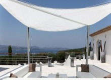 Rent Villa Marvellous Saint Tropez Beach Terrace