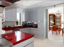 Rent Villa Marvellous Saint Tropez Beach Kitchen