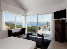 Let Villa Marvellous Saint Tropez Beach bedroom