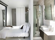 rent Pampelonne villa Ayapam bathroom ensuite