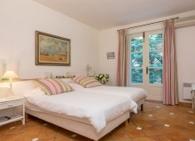 holiday rental villa davpam pampelonne beach bedroom