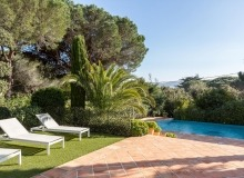 holiday rental villa davpam pampelonne beach outside
