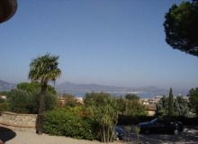 rent villa foustt st tropez center seaview