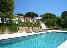 rent villa mirpam pampelonne ramatuelle heated swimming pool