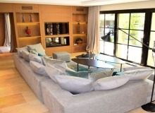 holiday rental villa maryse les salins st tropez living room