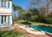 rent villa alex de la castelanne swimming pool