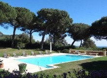 let villa les parcs de saint tropez swimming pool