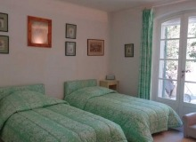 rent villa les parcs de saint tropez bedroom